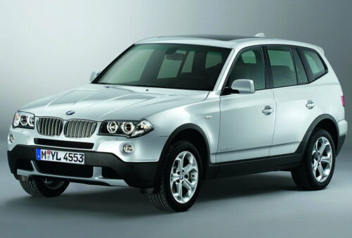 BMW X3 E83 Owners Users Manual 2003-2010 Read