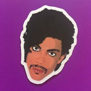 Prince-Art-Controversy-Fan-Tribute-Commemorative-Gloss-Vinyl-Sticker-5x4cm