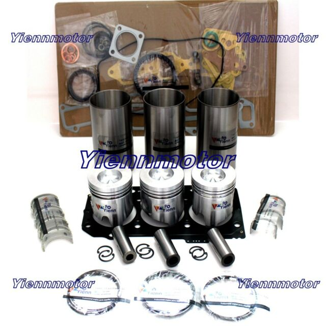 Rebuild Kit For Yanmar Engine 790 4300 4310 130001 4475 John Deere Tractor  Parts