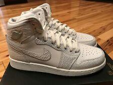 f1797a17e56b Nike Air Jordan 1 Retro Hi Prem HC GG White-pure Platinum 832596-100 ...
