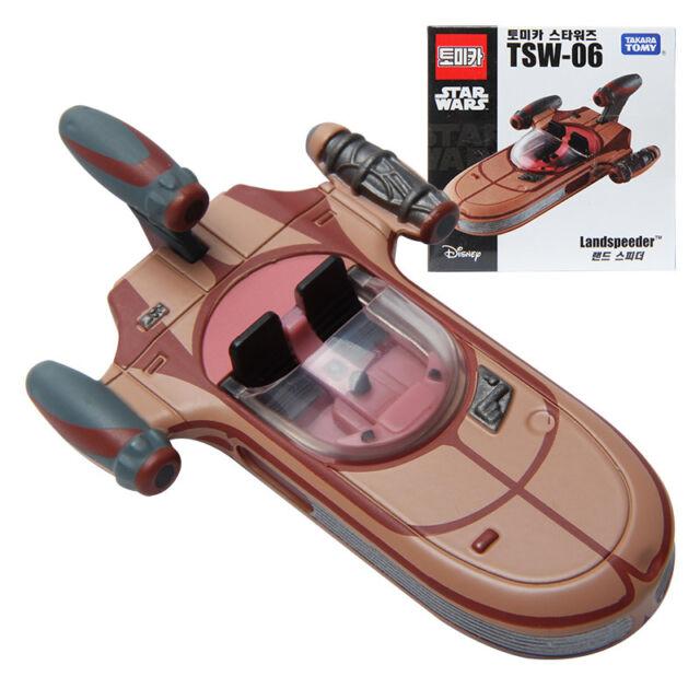 TOMICA Star Wars TSW-06 Landspeeder STAR CARS MINICAR Toy Diecast