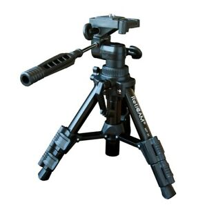 RetiCAM-Tabletop-Tripod-with-3-Way-Pan-Tilt-Head-QR-Plate-and-Carrying-Bag