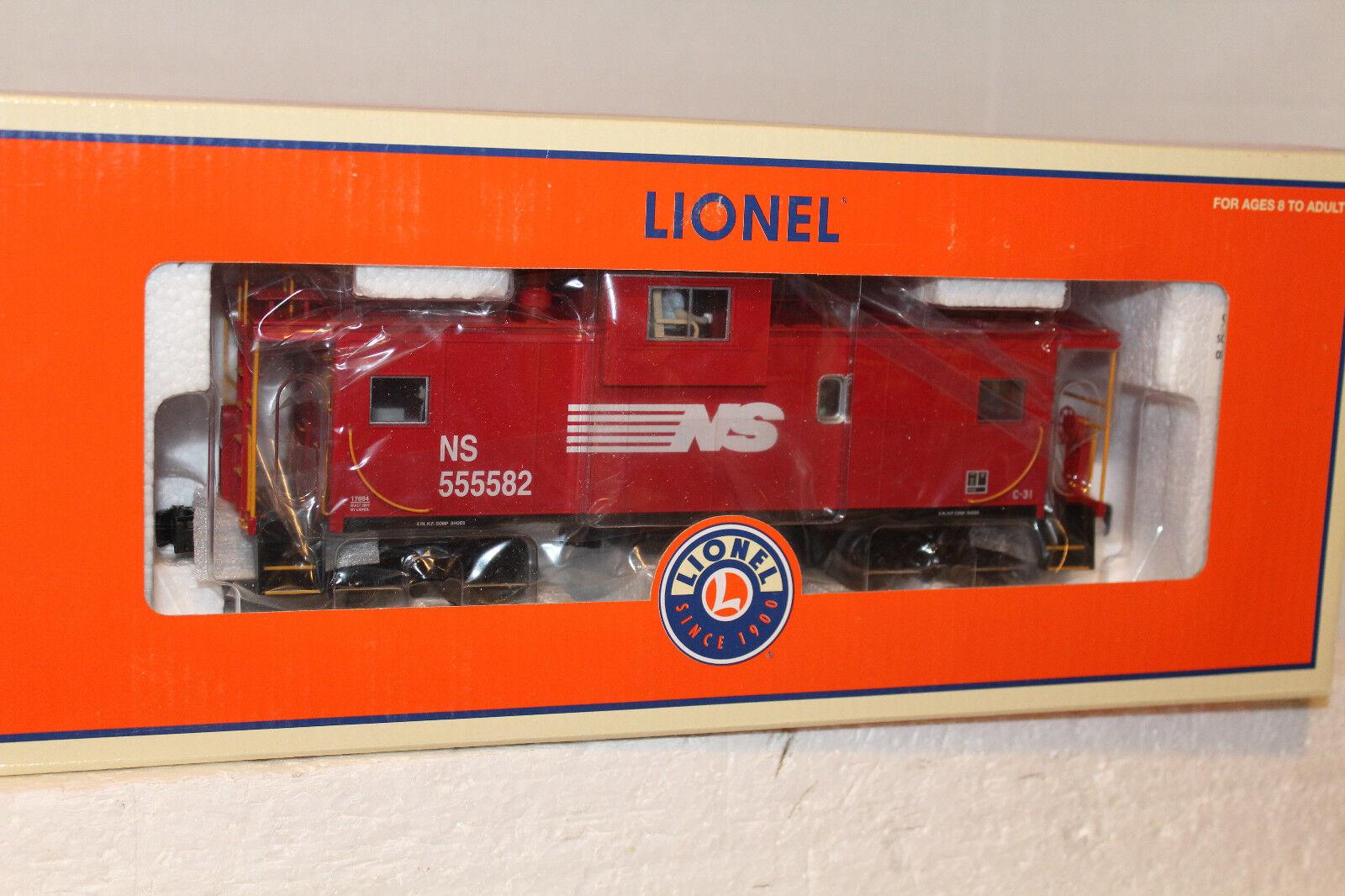 Lionel  17694 Norfolk Southern visión extendida furgón de cola