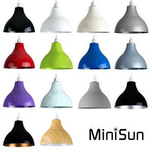 industrial style gloss modern metal indoor ceiling pendant home