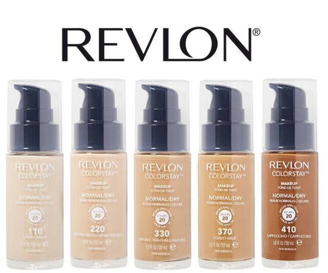 3169002c1 Revlon ColorStay SoftFlex Norm/Dry 30ml Base de Maquillaje piel Normal/Seca