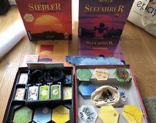 die Siedler von Catan je Farbe 15 Schiffe von 8 Farben Erweiterung Seefahrer