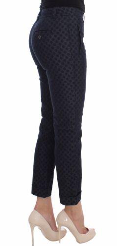 Us6 S 8058349101126 Jeans Gabbana Pantaloni Punteggiati Polka Slim Nuovo Capris It40 600 Dolce vqEP7