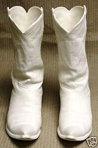 Large Cowboy Boot Planter T Jay 150 151