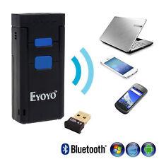 Wireless 2d Barcode Scanner Bluetooth 4 0 QR Bar Code Reader