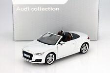 Audi TT Roadster Gletscherweiß 1:18 Minichamps