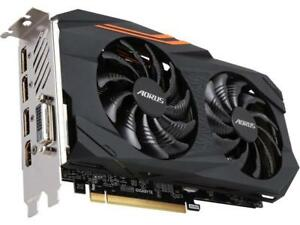 GIGABYTE AORUS Radeon RX 570 DirectX 12 GV-RX570AORUS-4GD 4GB 256-Bit GDDR5 PCI