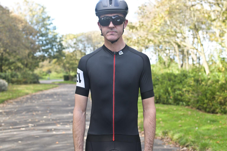 Dark Side of The Moon Cycling Jersey & Bib Shorts Set by Thirteen - Ride13