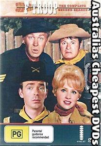 F-Troop-Second-Season-DVD-NEW-FREE-POSTAGE-WITHIN-AUSTRALIA-REGION-ALL