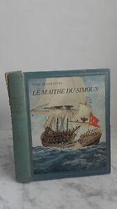 Jean de Agraives - El Maestro de La Samum - 1943 - Ediciones Colbert