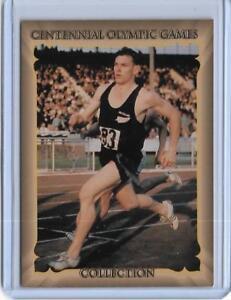 100-1996-CENTENNIAL-OLYMPIC-PETER-SNELL-RUNNING-CARD-106-LOT