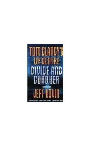 New, Op Centre - Divide & Conquer- Tom Clancy, , Book