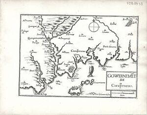Antique-maps-Gouvernement-de-Conquerneau