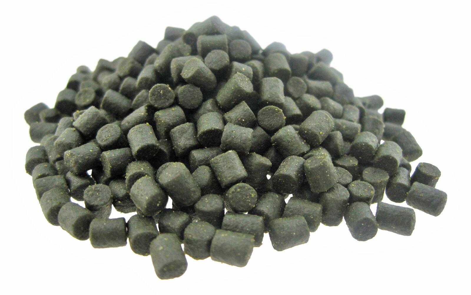 3,60 Eur   kg green Betain 10Kg Espirulina Betaína Hipogloso Pellets Coppens 2mm