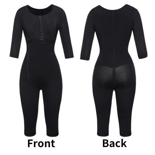 Women Full Body Shaper Post Surgery Seamless Fajas Compression Garment Corset US