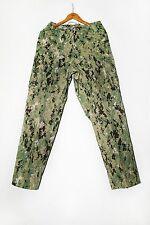 NWT NWU Type III Navy Seal AOR2 Digital Woodland GORETEX PANTS Trousers XL/L