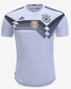 Adidas DFB Germany Home (Heim) Authentic Men s Soccer   Football ... 238fd46ce