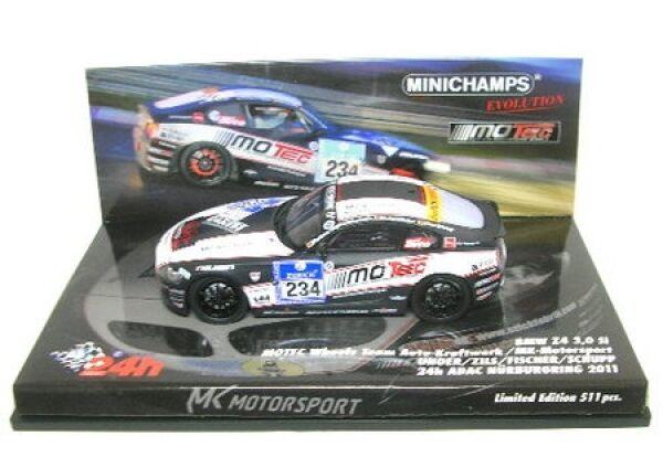 BMW Z4 3.0 3.0 3.0 si N°234 24h ADAC Nürburgring 2011 40c068