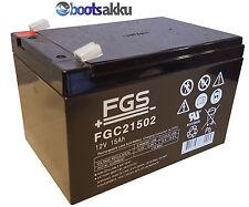 Batterie Akku Seniorenmobil Elektromobil VR110 A140 12V 15Ah 14Ah 12Ah AGM GEL