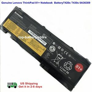 NEW-Genuine-T430s-Battery-For-Lenovo-ThinkPad-T430si-T420s-4171-45N1036-45N1037