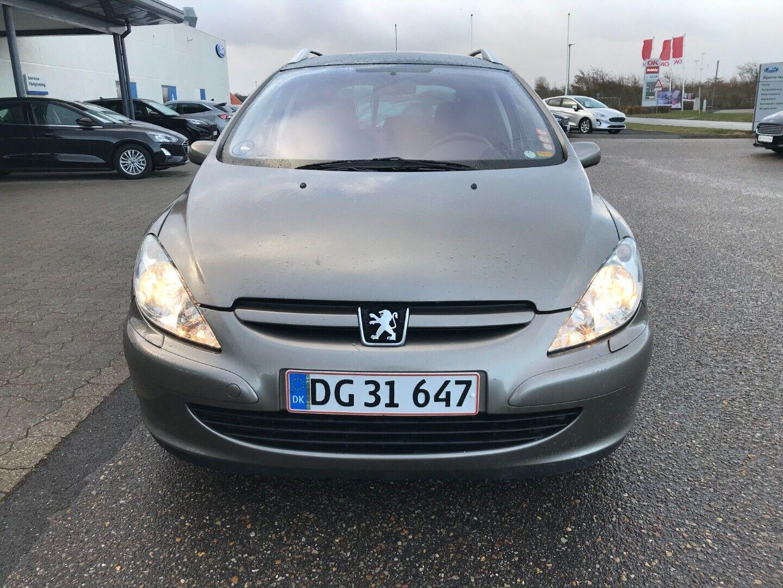 Peugeot 307 2,0 SW - billede 2