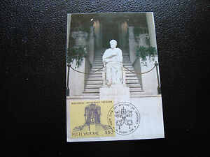 Vatican-Card-1er-Day-1984-yt-N-753-cy28