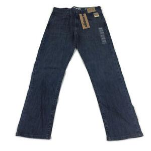 Wrangler-Mens-Jeans-Regular-Fit-Stretch-Advanced-Comfort-Blue-Variety-Sizes