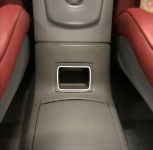 D Mercedes SLK R171 Chrom Rahmen für Spiegelschalter Verdeck Edelstahl