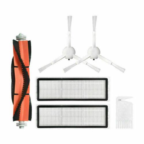 For Xiaomi Mijia 1C Sweeping Robot Vacuum Cleaner Main Side Brush Filter Kit