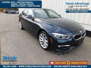2017 BMW 3 Series 320i xDrive - 2.0 TWIN TURBO ! ONLY 73,000 km !!!