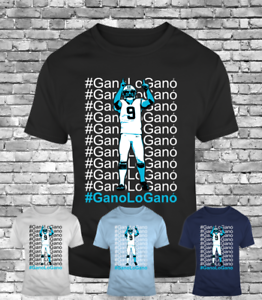 the latest 6745a 13ec6 Details about New gano lo gano carolina funny t-shirt american football  graham panthers tee