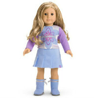 I Like Your Style Outfit Set Doll Not Included American Girl Top Skirt Boots