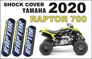 Stossdaempfer-Federbeinschuetzer-Quad-ATV-Shock-Covers-Yamaha-Raptor-700-R