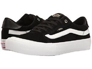 a73af27045c4 NIB VANS STYLE 112 PRO BLACK WHITE Men Skate Sneaker Shoes