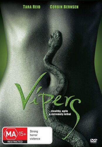 1 of 1 - Vipers (DVD, 2009) Tara Reid Corbin Bernsen