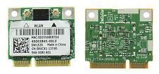 DELL WIRELESS WIFI WLAN CARD DW1520 BCM943224HMS Mini PCI-E A/B/G/N 0KVCX1 G29