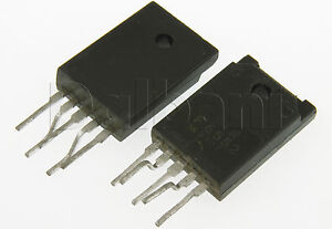 STRF6552 Original Pulled Sanken Integrated Circuit STR-F6552