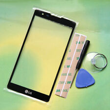 """Front Screen Glass Lens Replacement for LG X Power LS755 K220 5.3""""+tools"""