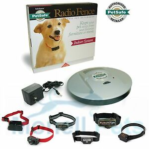 Petsafe PIRF-100 Indoor Wireless Cat or Dog Barrier and Collar of ...