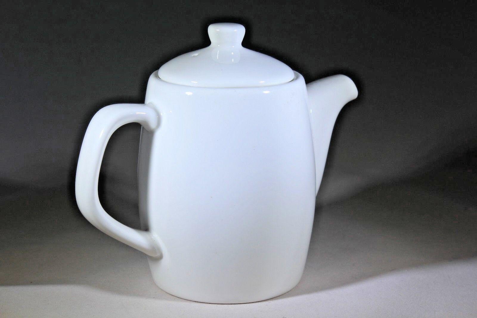Porcelain  Ceramic Coffee Teapot (4 Pieces)