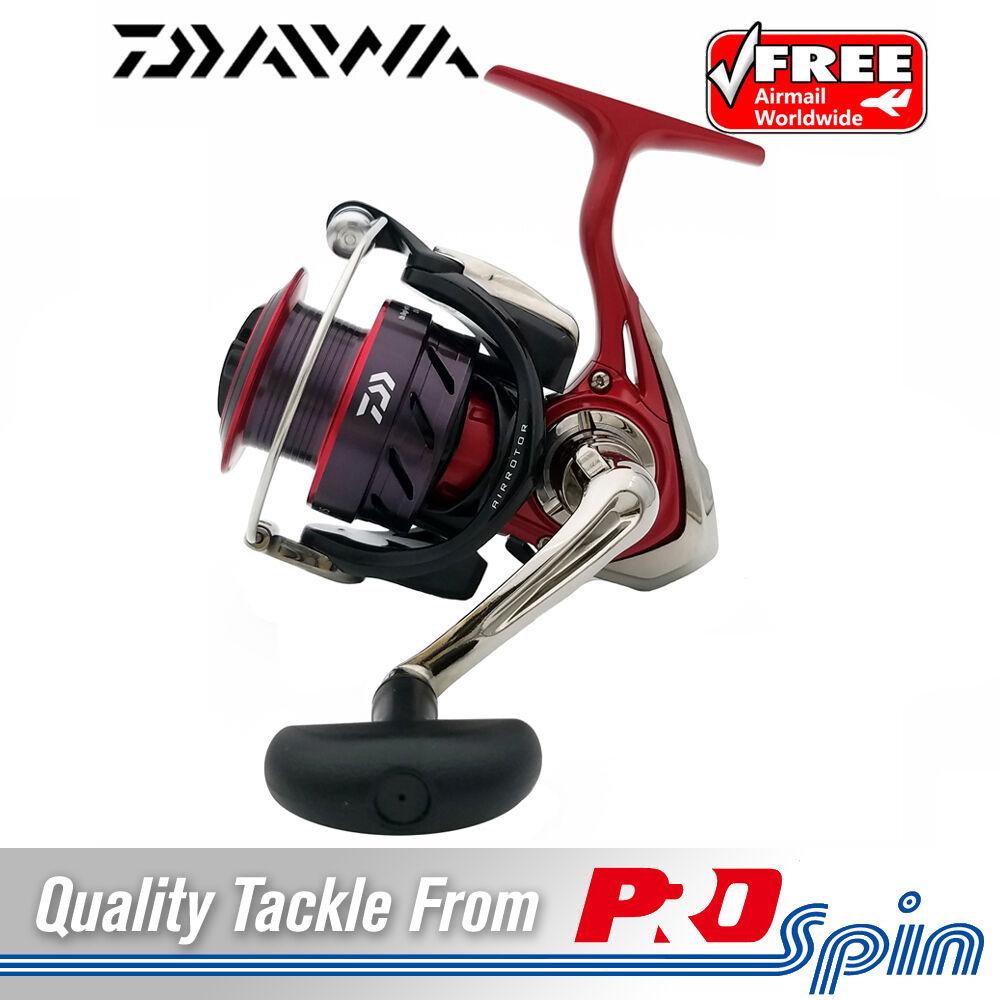 Daiwa Revros G Hilado Reels - 2000 2500 3000 4000  Talla Spin Fishing Reel  tienda en linea