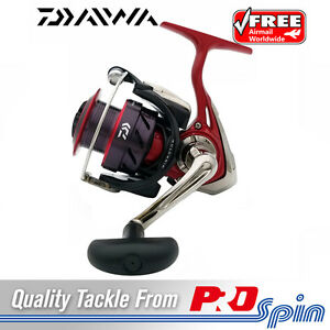 8e8a44ed9ea Daiwa Revros G Spinning Reels - 2000 2500 3000 4000 Size Spin ...
