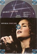 KATIE MELUA SPIDER'S WEB CD PROMO card sleeve + BEATLES COVER cry baby cry