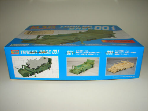 Kotobukiya M.S.G MB-21 TRAILER BASE 001 Model Kit Gundam Gunpla