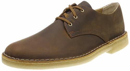 Clarks Original Mens  DESERT CROSBY , Beeswax Leather  UK 12 G