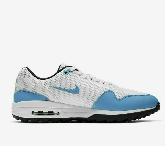 Nike Air Max 1 G Golf Shoes Sz 11.5 100 Authentic Ci7576 101 for ...
